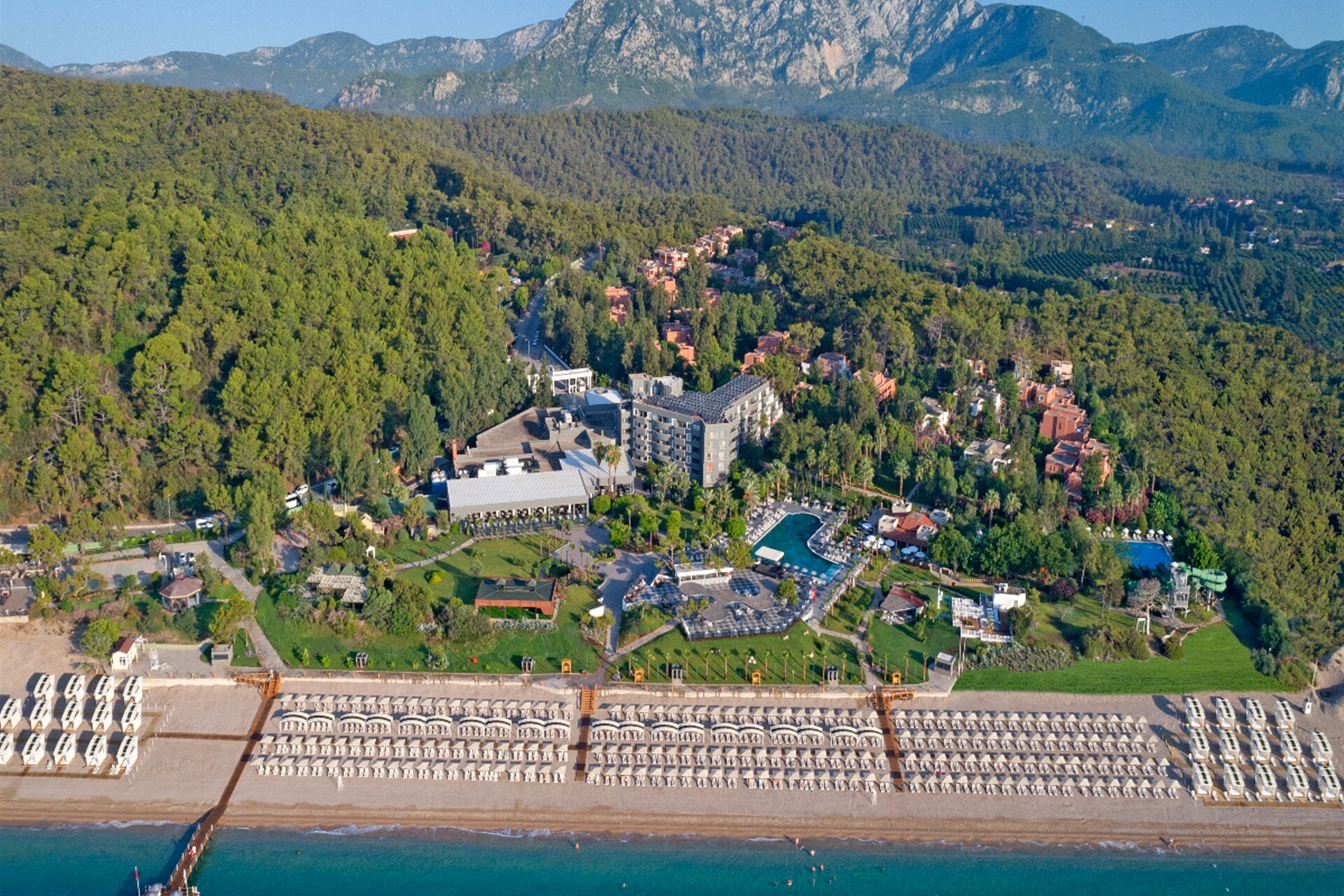EUPHORIA TEKİROVA HOTEL – 5 Star Hotel and 1.class Holiday Village