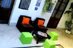 Отель 06 Central Hostel Buenos Aires