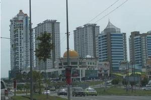 Отель 1 Borneo Tower B Service Condominiums