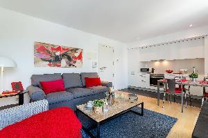 Отель 1 BR Rambla Suite & 2 Pools Rooftop Terrace Sea View - HOA 42152