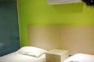 Отель 100 Inn Jiuting IEC Branch