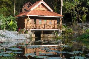 Отель 1000 Chang Valley Rayong Farm Stay