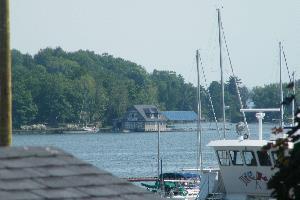 Отель 1000 Island Condo Getaway