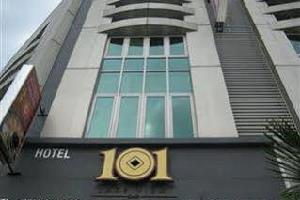 Отель 101 Lake View Hotel
