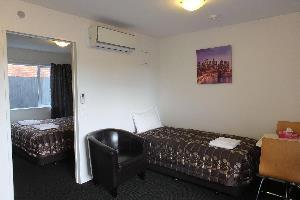 Отель 101 Stars Motel