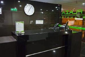 Отель 122 Plaza Apartahotel