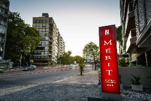 Отель 1.4 Merit Montevideo Apart & Suites
