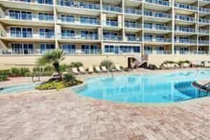 Отель 2 BR Sterling Sands Condo - Salt Air Therapy! - RJV 2450