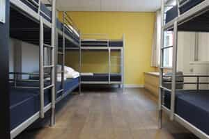 Отель 3BE Backpackers Bed & Breakfast Eindhoven