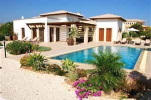 Отель 4 BR Villa Thalassa - Aphrodite Hills - APH 3518