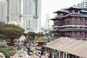 Отель 5footway.inn Project Ann Siang