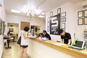 Отель 5footway.inn Project Chinatown 1