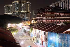 Отель 5footway.inn Project Chinatown 2