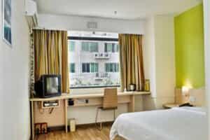Отель 7 Days Inn Guangzhou Jiangtai Rd Metro