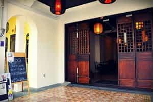 Отель 99 Oldtown Boutique Guesthouse