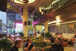 Отель A and Em Corner Sai Gon