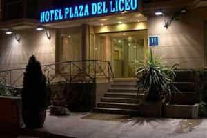 Отель A and H Plaza del Liceo