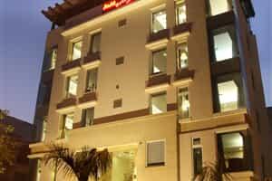 Отель A & M Ressidency