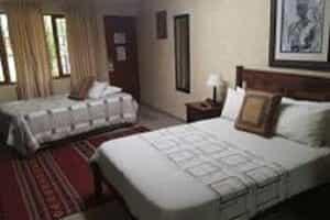 Отель Abundance Lodge