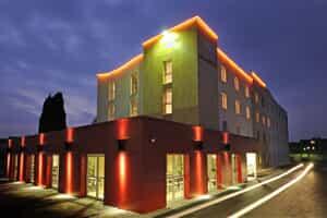 Отель Ace Hotel Chu Estaing