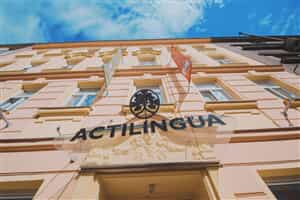 Отель Actilingua Apartment Pension