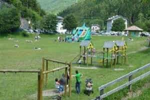 Отель Active Pineta and Camping