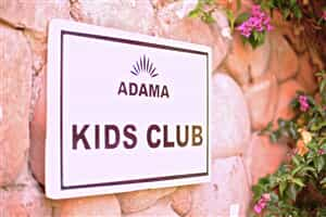 Отель Adama