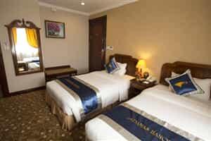 Отель Adamas Hanoi
