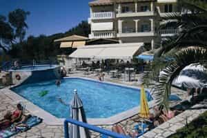 Отель Adams Hotel