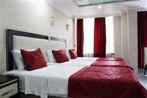 Отель Adana Kucuksaat Hotel