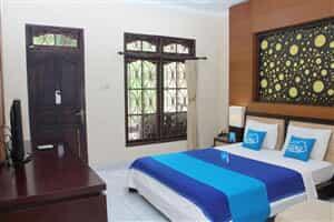 Отель Airy Legian Pantai Kuta Gang Benesari Bali
