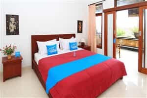 Отель Airy Nusa Lembongan Jungut Batu Village Bali