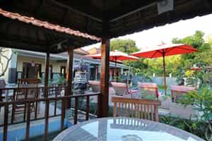 Отель Airy Nusa Lembongan Mushroom Bay Bali