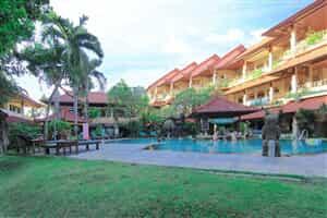 Отель Airy Pantai Kuta Poppies Lane Dua Bali