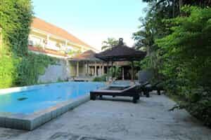 Отель Airy Pantai Kuta Poppies Lane Satu Bali