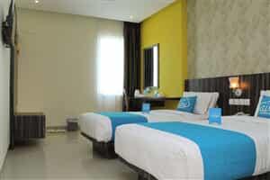Отель Airy Purimas Residence Raja Isa Batam