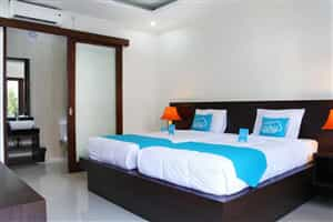 Отель Airy Seminyak Kerobokan Tangkuban Perahu Tunjung Dua Bali