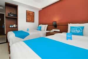 Отель Airy Seminyak Pangkung Sari Kuta Bali