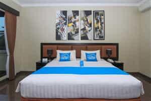 Отель Airy Seminyak Petitenget Kuta Bali