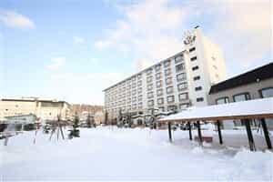 Отель Akan No Mori Tsuruga Resort Hanayuuka