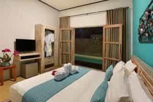 Отель Akasa Villa