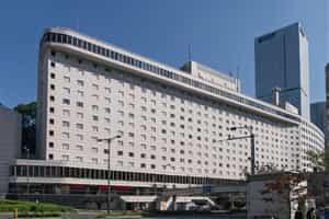 Отель Akasaka Excel Hotel Tokyu