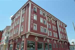 Отель Akyildiz Aparts