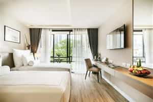 Отель Akyra TAS Sukhumvit Bangkok