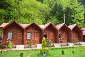 Отель Akyuz Kardesler Hotel & Bungalow