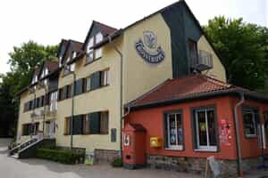 Отель Akzent Berghotel Rosstrappe