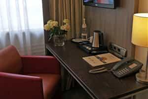 Отель Akzent City Hotel Düsseldorf