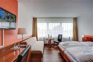 Отель Akzent City Hotel Kleve