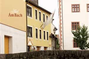 Отель Akzent Hotel Am Bach