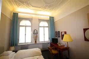 Отель AKZENT Hotel Am Hohenzollernplatz